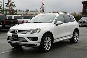 2015 Volkswagen Touareg 3.0 TDI - ALLOY WHEELS, LEATHER, SUNROOF