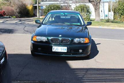 2001 BMW 3 Coupe Campbell North Canberra Preview