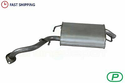 RENAULT R5 SUPER HATCHBACK 1.3 1.4 1.6 D 1987-1992 Silencer Exhaust System+
