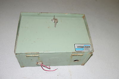 Hydro Rain Sprinkler Controller 1160 with Key *FREE SHIPPING*