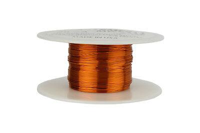 Temco Magnet Wire 28 Awg Gauge Enameled Copper 200c 2oz 248ft Coil Winding