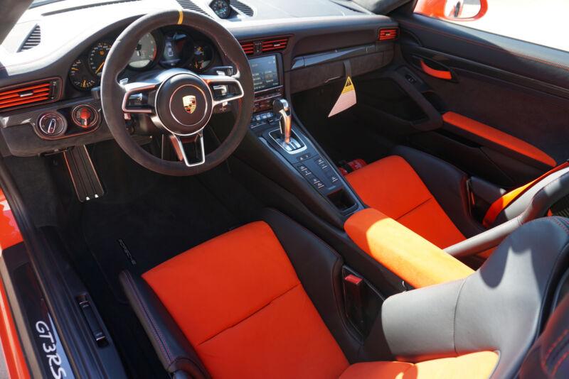 Image 12 Coche Americano usado Porsche 911 2016