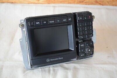 Mercedes W215 W220 S Klasse CL  Comand Radio Head Unit 2208204289