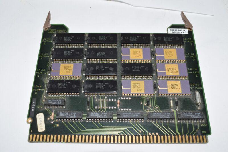 HP 88809L Rev. A 98261-66511 PCB Board Module