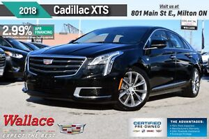 2018 Cadillac XTS HTD STS/RMT STRT/19s/DUAL-ZNE/PRK ASST