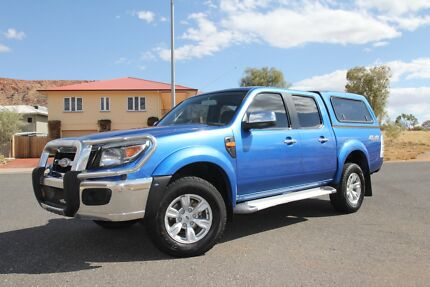 2011 Ford Ranger XLT 4x4 Dual Cab Alice Springs Alice Springs Area Preview