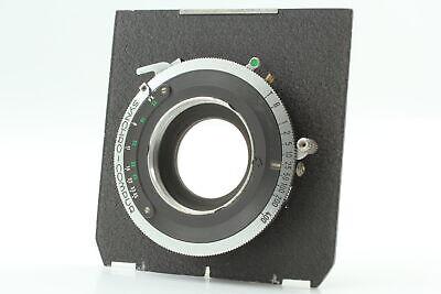 [Exc+5]Synchro-Compur #1 Leaf Shutter w/ Lens Board Linhof From JAPAN
