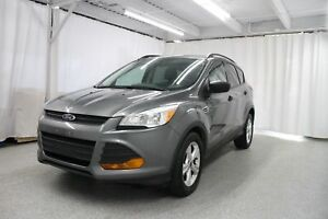 2014 Ford Escape S *CAMÉRA*HITCH*CUIR*BLUETOOTH*MAGS*A/C*