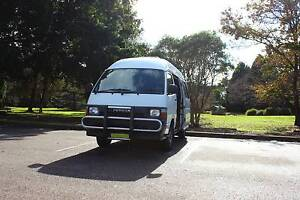 ->> Toyota HIACE 1991 Long Van Diesel - FULLY FURNISHED <-- Sydney City Inner Sydney Preview