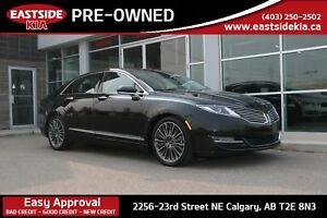 2015 Lincoln MKZ LEATHER ROOF NAV PARK ASSIST PREMIUM TECH PACKA