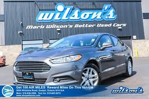2014 Ford Fusion SE| POWER SEAT | HEATED SEATS | BLUETOOTH | NEW