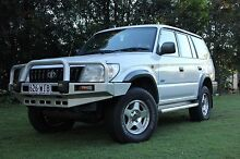 1999 Toyota LandCruiser Wagon Caboolture Caboolture Area Preview