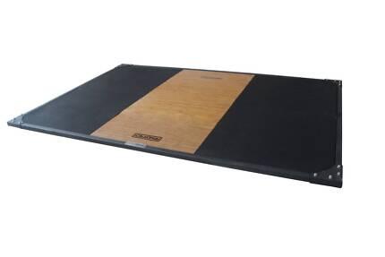 Heavy Duty Olympic Lifting Platform Wooden Centre - 3m x 2m x 45m