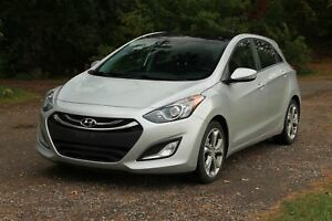 2013 Hyundai Elantra GT SE Leather | Panoramic Sunroof | Blue...