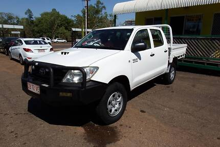 2011 Toyota Hilux 4WD Ute Parap Darwin City Preview