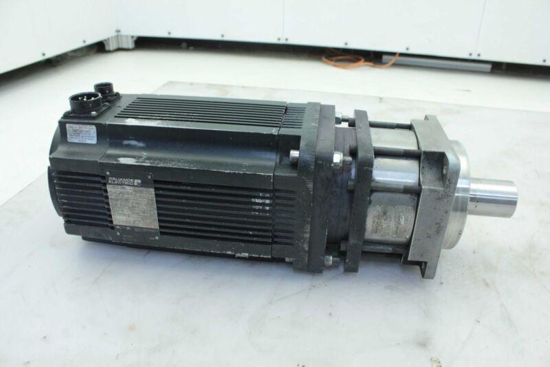Reliance 1326AB-B720E-21 Servo Motor Thomson AT018-010-SO 10:1 Gear Reducer