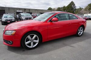 2008 Audi A5 V6 AWD NAVI CAMERA *NO CLAIM* CERTIFIED 2YR WARRAN