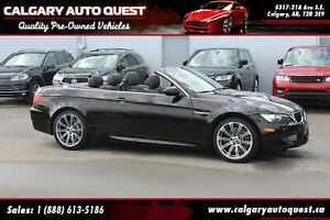 2013 BMW M3 Hartop Convertible NAVIGATION/LEATHER/MUST SEE
