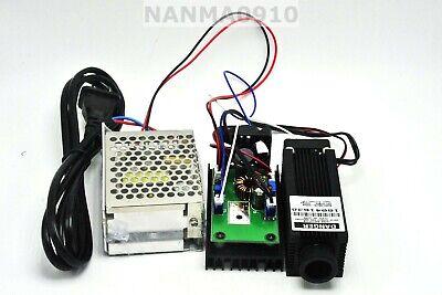 High Power 830nm 1w Ir Infrared 1000mw Laser Dot Module 12v Ttl