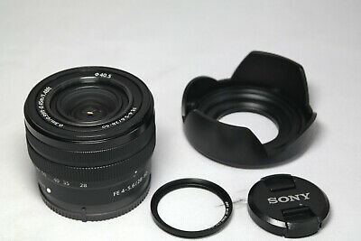 Sony FE 28-60mm F4-5.6 Zoom Lens - E-Mount full frame