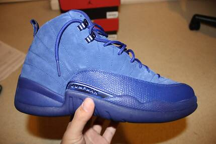 Air Jordan 12 Royal blue