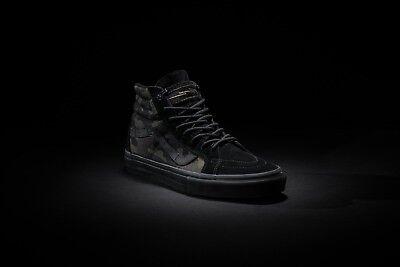 VANS x DEFCON Syndicate Sk8-Hi Notchback Pro Sneakers Sz 10