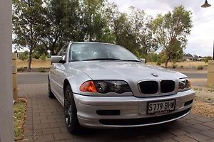 BMW 318i E46 2000 Glynde Norwood Area Preview