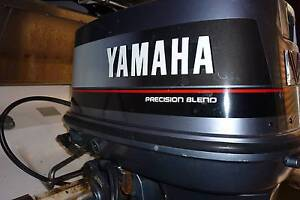 Yamaha 115 HP Oil Injected Outboard Motor One Tree Hill Playford Area Preview