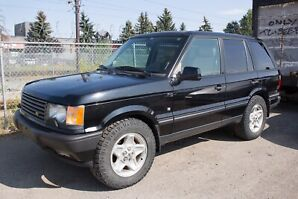 2001 Land Rover Range Rover HSE *tons of maintenance*