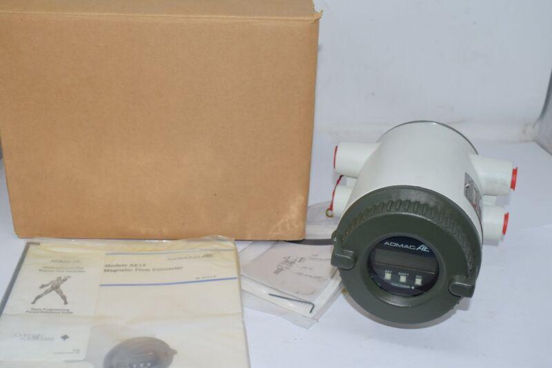 NEW Yokogawa Admag AE Magnetic Flow Converter AE14 AE14-DA1A/BR/FF1/FN1