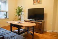 Sublet $2200 1 BR (can be 2 BR) furnished College & Bathurst