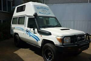 Toyota 4x4 Camper Clyde Parramatta Area Preview