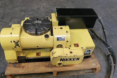 Nikken 5ax-230 Fa 4th 5th Axis Table Fadal