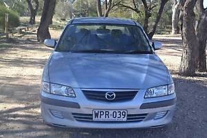 Mazda 626 Sedan 2001 Cadell Mid Murray Preview