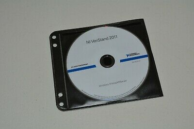Ni National Instruments Veristand 2011 Software