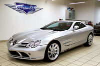 Mercedes-Benz SLR McLaren Coupe Exclusive Interior Design