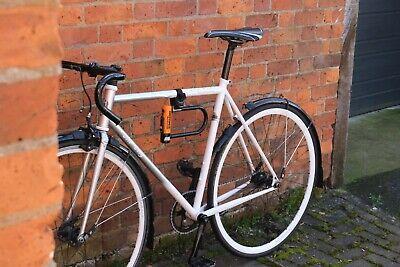 All City Cycles Steel Big Block Bike Fixed Fixie 55cm