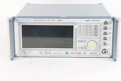 Rohde Schwarz Smiq 02 1084.8004.02 300 Khz - 2.2 Ghz Signal Generator