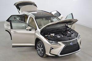 2016 Lexus RX 450H 4WD-i GPS*Audio Mark Levinson*HUD*Camera 360