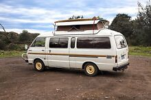 TOYOTA HIACE POP TOP Campervan extended + Surf board + Hot shower Sydney City Inner Sydney Preview