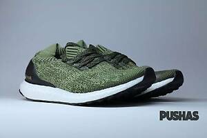 adidas Ultraboost Uncaged - Green (New) Melbourne CBD Melbourne City Preview