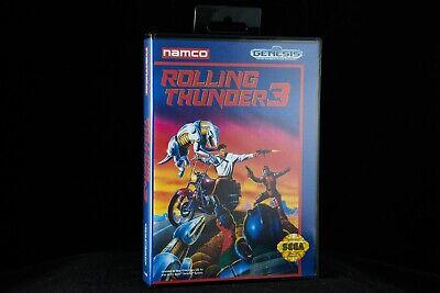 SEGA MEGA DRIVE - GENESIS Rolling Thunder 3