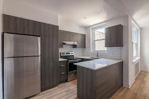 renovated 3 1/2 apartment - Shaughnessy Village - near Concordia