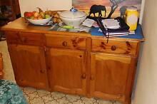 Kitchen / dining area pine buffet Baldivis Rockingham Area Preview