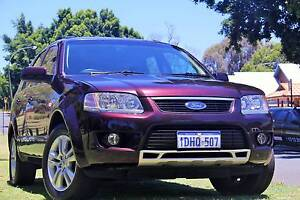 2010 Ford Territory TS SY MKII Auto RWD 7 SEATER Carlisle Victoria Park Area Preview