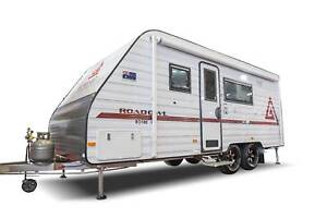 2018 New Age Road Owl 18ft Ensuite Comfort Pack Youngtown Launceston Area Preview