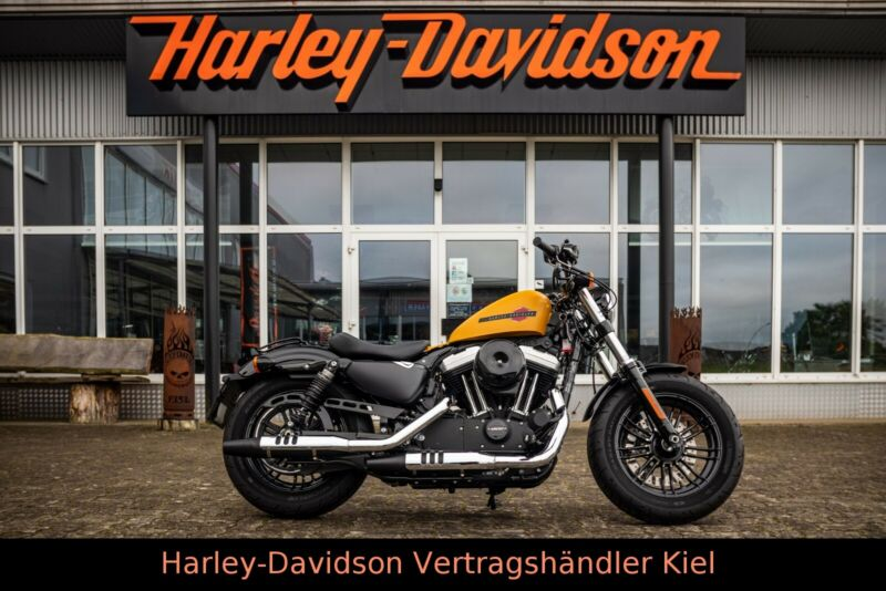 Harley-Davidson XL1200X Forty-Eight Sportster - 1. HAND -