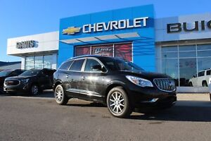 2017 Buick Enclave Leather GREAT FAMILY VEHICLE, SEATS 7