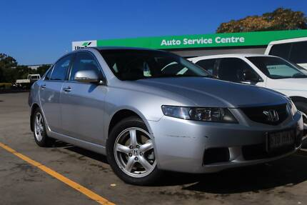 QUICK SALE 119000KM Honda Accord Euro Logbook, RWC ONLY $6500 Eight Mile Plains Brisbane South West Preview