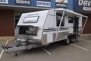 2017 19.6' Supreme Classic L.E Caravan Kilburn Port Adelaide Area Preview